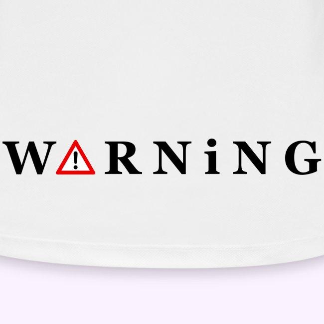 F+B Warning White