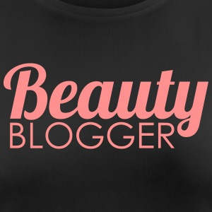 Beauty Blogger - vrouwen T-shirt ademend