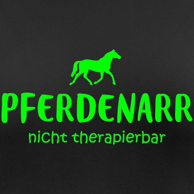 Vorschau: Pferdenarr - Frauen T-Shirt atmungsaktiv