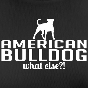 AMERICAN BULLDOG what else - Women's Breathable T-Shirt