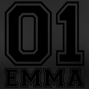 Emma - Name - Women's Breathable T-Shirt