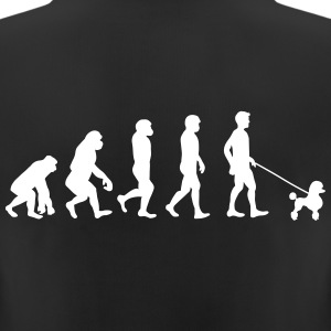 Poodle Evolution - Women's Breathable T-Shirt