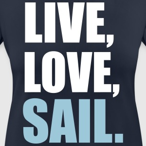 sailing - Women's Breathable T-Shirt
