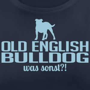 Old English Bulldog was sonst - Frauen T-Shirt atmungsaktiv