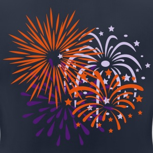 Fireworks, Happy New Year, Party, Festival, Show - Women's Breathable T-Shirt