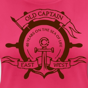 Capitan40 - Women's Breathable T-Shirt