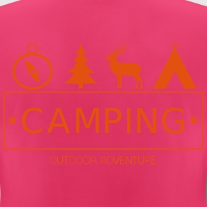 Outdoor Adventure Camp - Frauen T-Shirt atmungsaktiv
