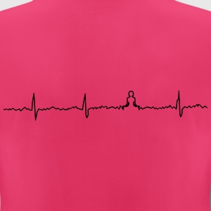 Heart beat relaxation - Women's Breathable T-Shirt