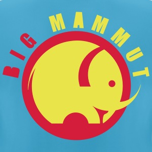 BIG MAMMOTH - Andningsaktiv T-shirt dam