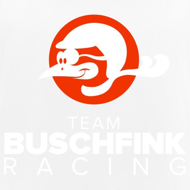 Team Buschfink Logo On Dark