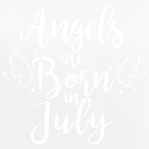 Angels are born in July - Women's Breathable Tank Top