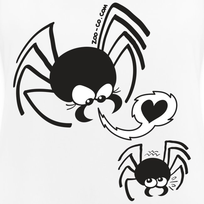 Dangerous Spider Love