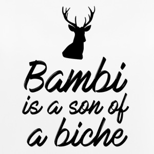 Bambi is a son of a biche - Débardeur respirant Femme