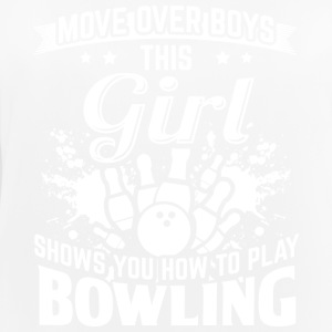 bowling MOVE OVER boys - Vrouwen tanktop ademend