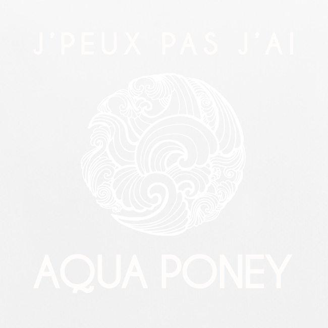 Aqua poney