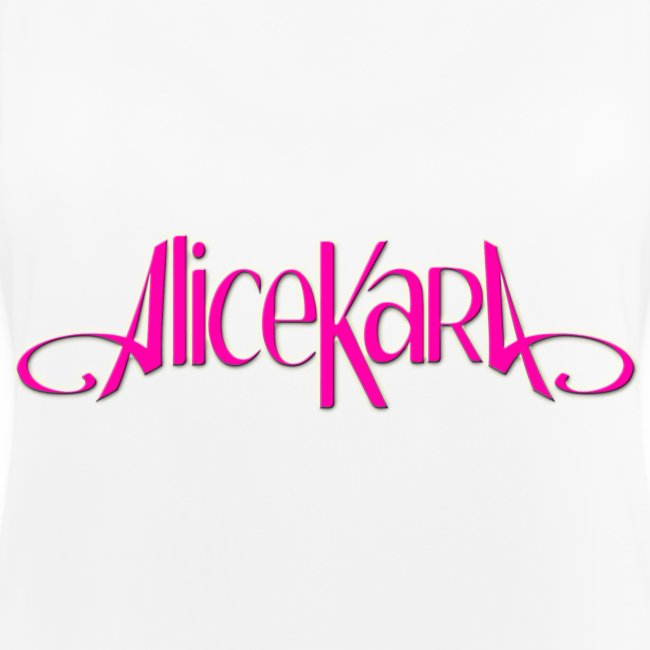 Logo Alice Kara rose nul