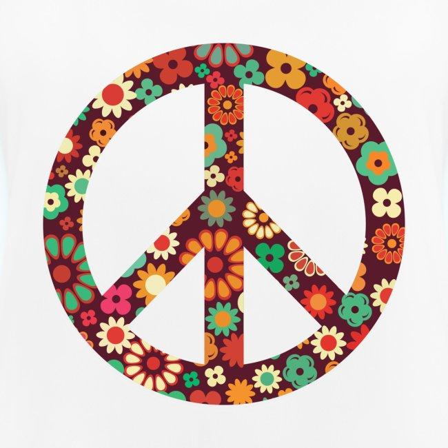 Flowers children - peace