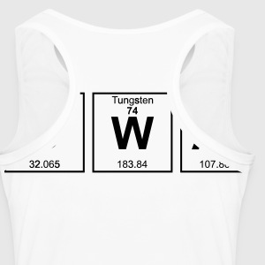 Periodenswag - Vrouwen tanktop ademend