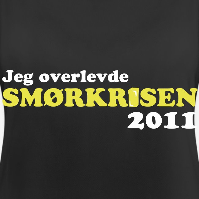 Smørkrise 2011 - Norsk
