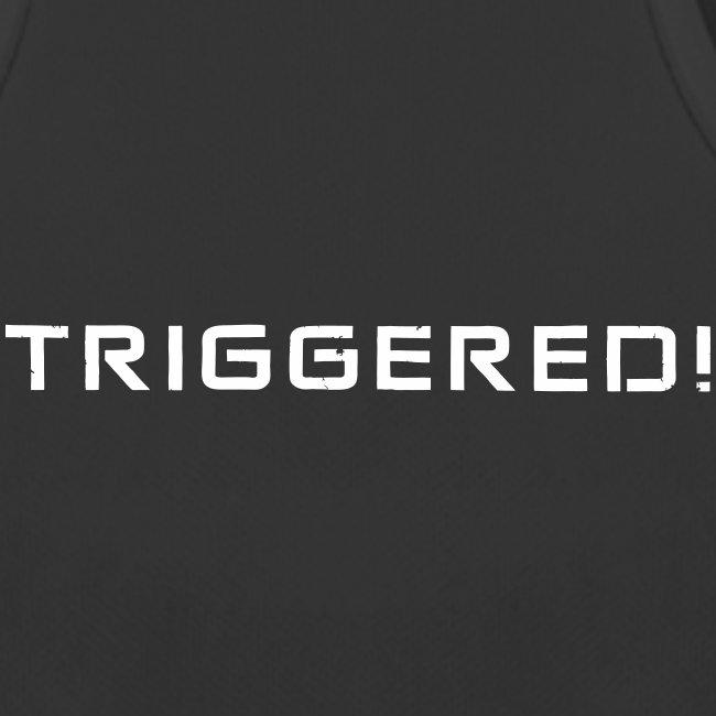 White Negant logo + TRIGGERED!