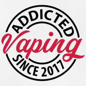 Vaping - Addicted siden 2017 - Pustende singlet for menn