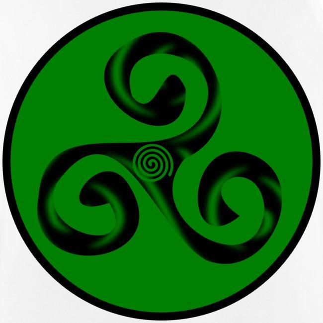 Triskel and Spiral