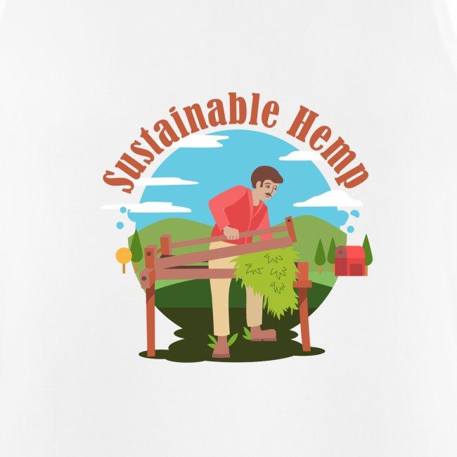 Cáñamo Sustentable en Inglés (Sustainable Hemp)