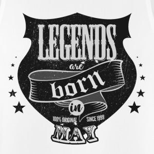All legends may born birthday gift - Men's Breathable Tank Top