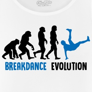 ++ ++ Breakdance Evolution - Tank top męski oddychający