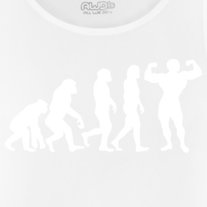 ++BODYBUILDING EVOLUTION++ - Männer Tank Top atmungsaktiv