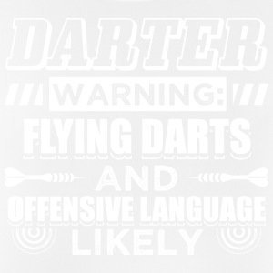 DART FLYING DARTS - Herre tanktop åndbar