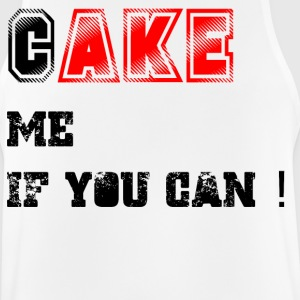 Cake_me_if_you_can3 - Débardeur respirant Homme