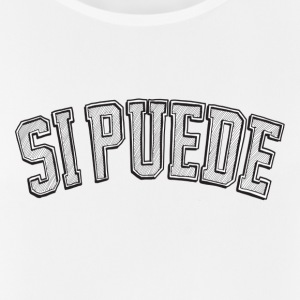 "SI PUEDE - ""yes, it can be done,"" - Männer Tank Top atmungsaktiv"