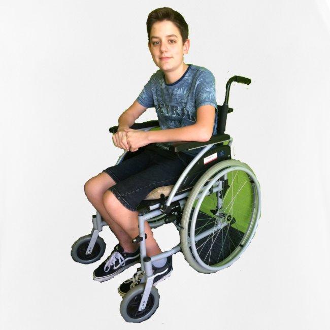 Michael Brown Rollstuhl (Version ein)