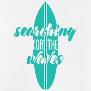 Surfer / Surfen: Searching For The Waves - Männer Tank Top atmungsaktiv