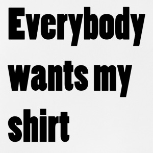Everybody wants my shirt - Men's Breathable Tank Top