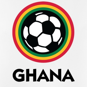 Football Crest Of Ghana - Mannen tanktop ademend