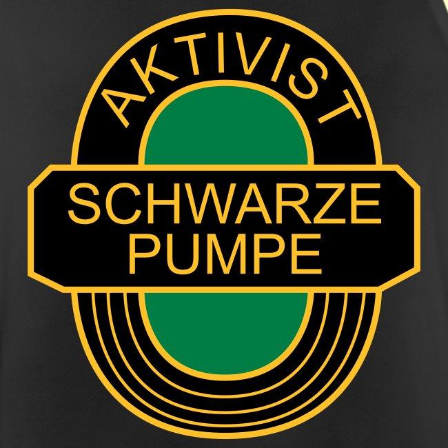 BSG Aktivist Schwarze Pumpe