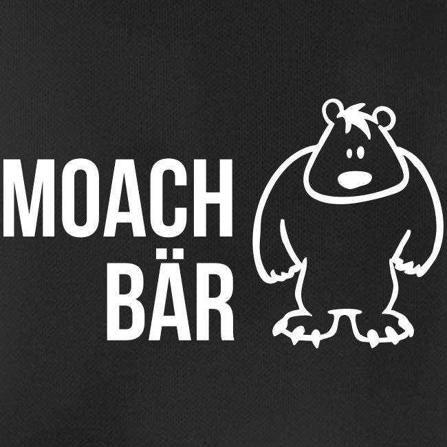 Vorschau: Moachbär - Männer Tank Top atmungsaktiv