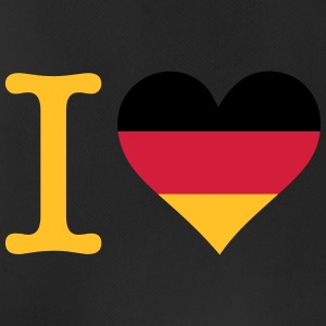 I Love Germany - Men's Breathable Tank Top