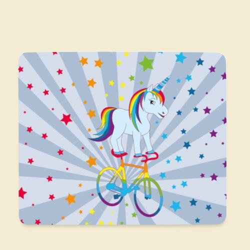 Kunstrad | Einhorn Handyhülle - Mousepad (Querformat)