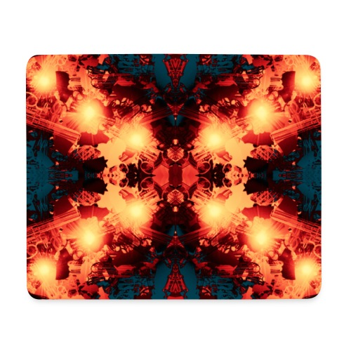 RFCOLLAGE6E - Mouse Pad (horizontal)