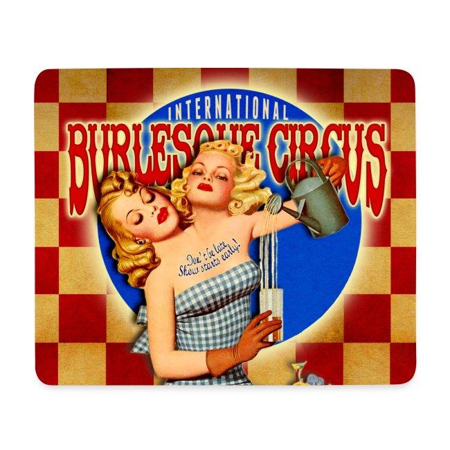 International Burlesque Circus - Freaks & Geeks