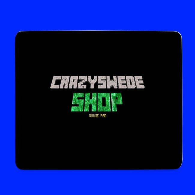 Crazyswedesshop mousepad