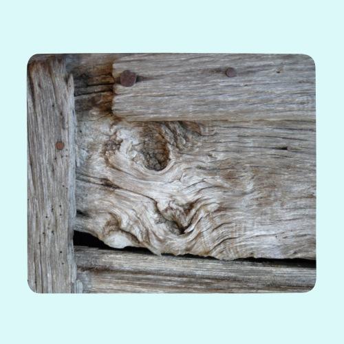 bois ancien - Tapis de souris (format paysage)