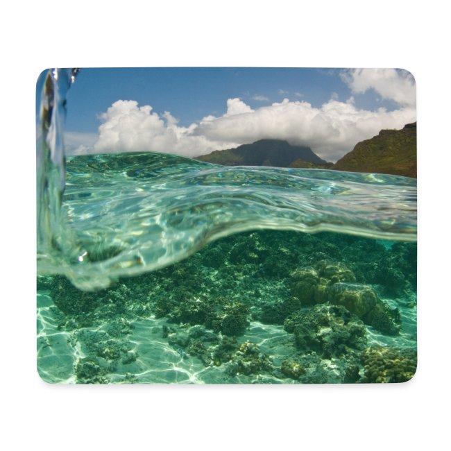 Lagon de Polynésie