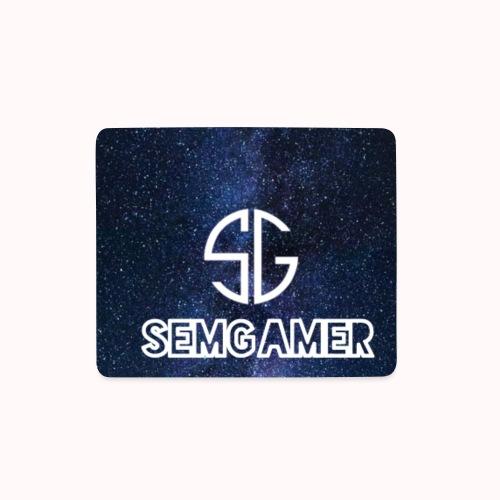 space SemGamer logo - Muismatje (landscape)