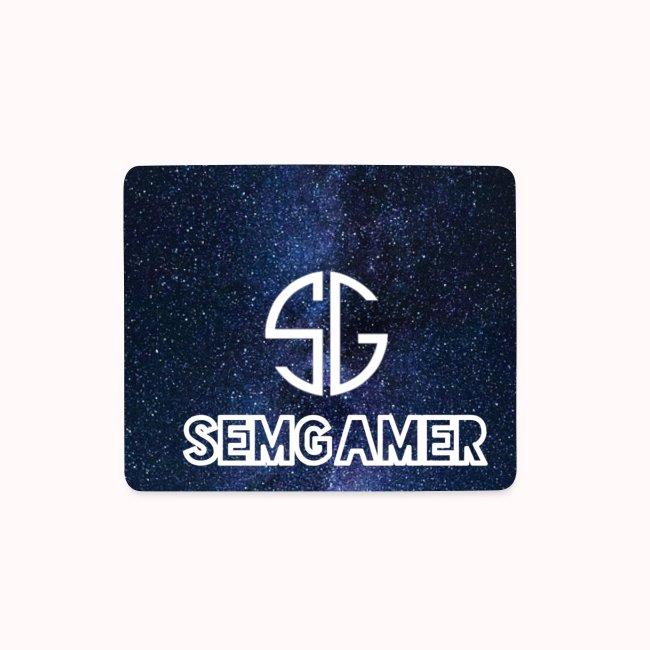 space SemGamer logo