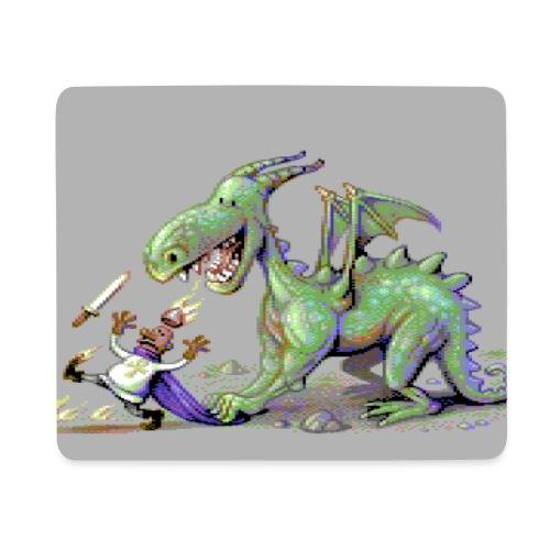 Dragonslayer - Mouse Pad (horizontal)