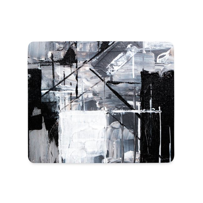 Abstract Art black/white